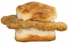 Bryant's Breakfast, Steak Biscuit