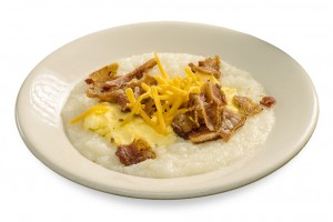 Bryants Breakfast, Memphis, Grit Breakfast Bowl