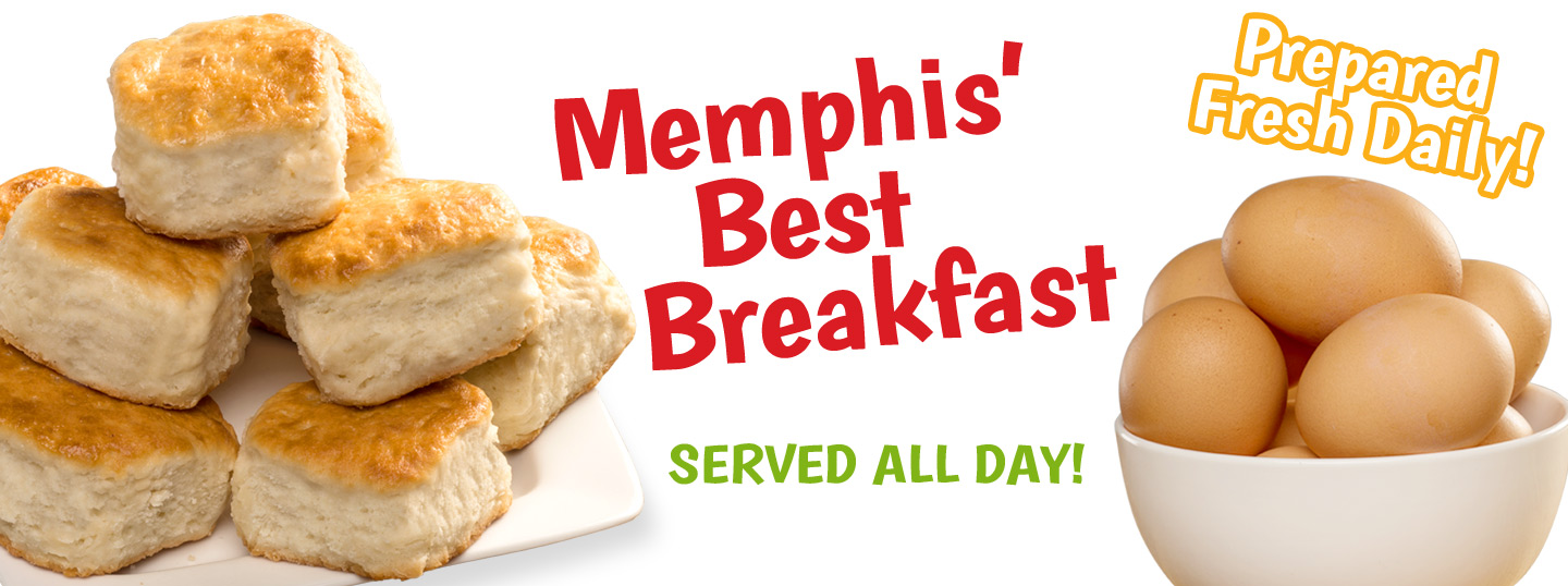 Memphis' Best Breakfast Bryants