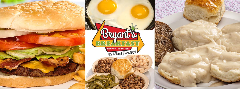 Bryant's Breakfast Memphis